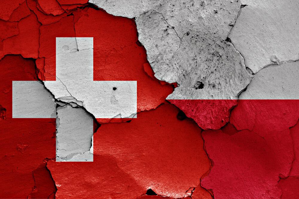 Schweiz-Polen